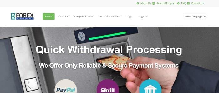 (2) Forex Cashback Rebate - Highest Cashback and Rebate Paid