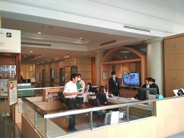 サミティベート病院の日本語相談窓口