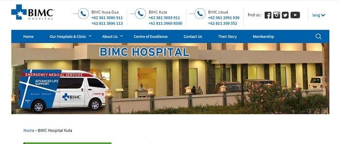 2.BIMC Siloam Kuta