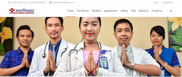 12.Bhaktivedanta Medical, Seminyak
