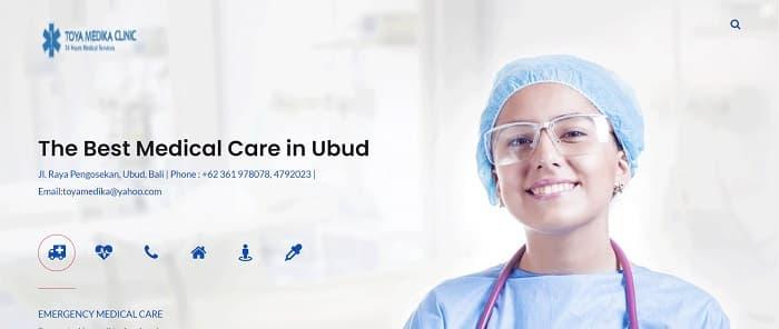 13.Toya Medika Clinic, Ubud