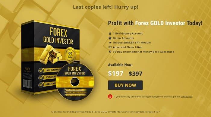 Forex GOLD Investorの購入を考えている方へ【筆者からメッセージ】