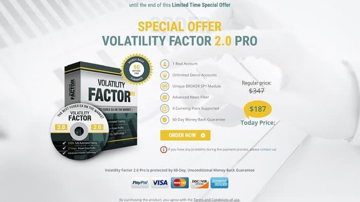 Volatility Factor 2.0 Proの購入【返金方法もいっしょに解説】