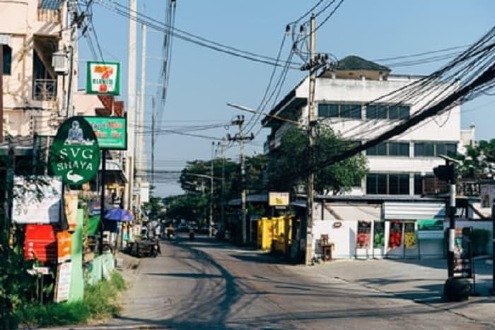 タイ・バンコクでプリントアウト④:その他の印刷できる場所