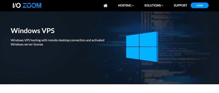 (3) I/ ZOOM | Cheap Windows VPS Hosting - VPS With Windows and Remote Desktop