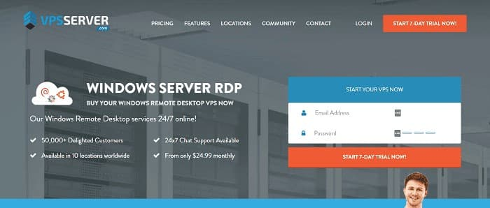 (1) VPSSEVER.com | Buy RDP | Start your 7-day Remote Desktop Windows Trial now!