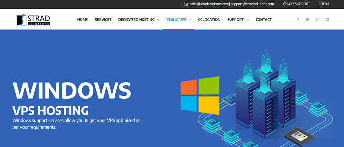 (5) Strad Solutions | Buy Windows VPS | Windows VPS Hosting India