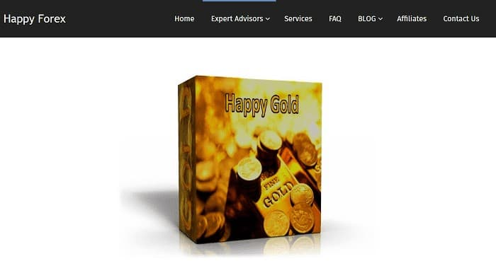 金取引[XAUUSD]専用EA④:Happy Gold