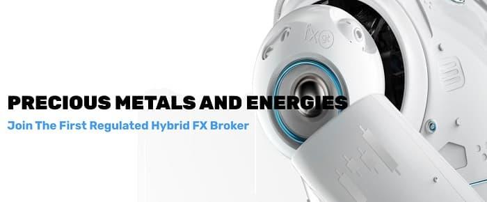 メタル・エネルギーの平均スプレッド | FXGT