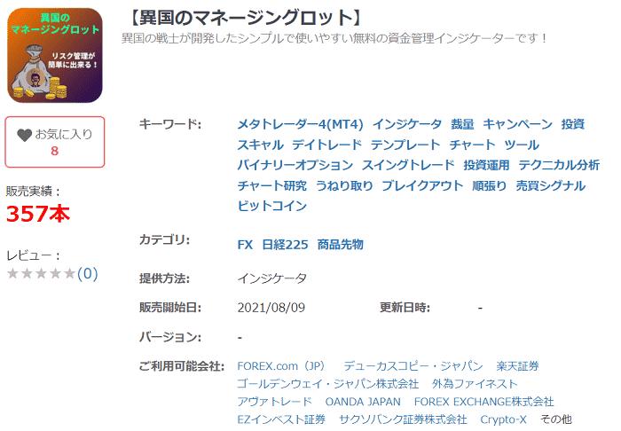 インジケーター - 無料商品ランキング - GogoJungle